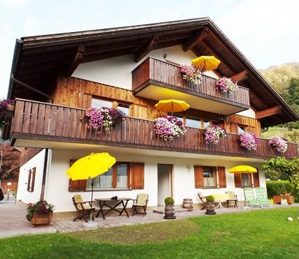 Ferienwohnungen Zugg Schruns - dream vacation