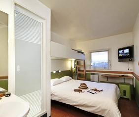 Ibis budget rouen petit quevilly ex etap hotel le petit for Hotel petit budget