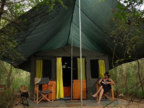 Mahoora Tented Luxury Safari Camp - Wilpattu - dream vacation