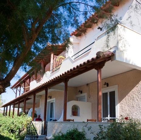 Zorbas Apartments at Limnos Beach - dream vacation