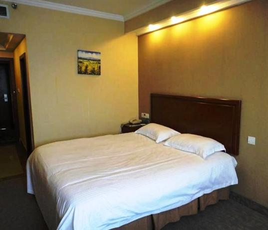 Green Tree Inn Wuxi Renmin East Road - dream vacation