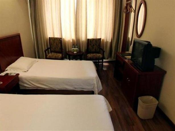 Green Tree Inn Yangzhou Wenchang Attic Hotel - dream vacation