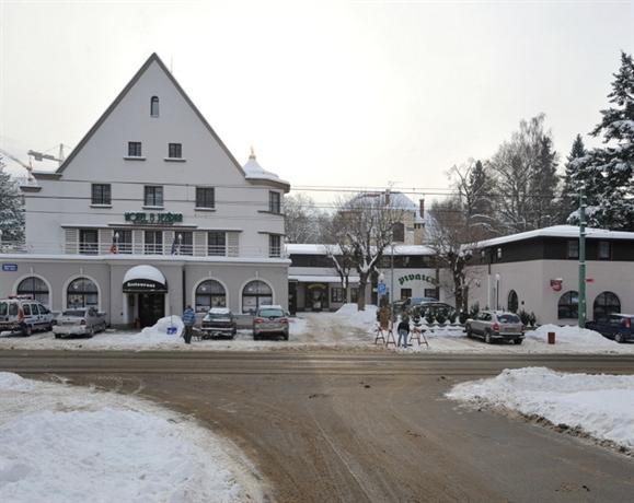 Hotel U Jezirka - dream vacation