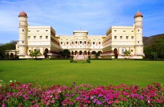 The Sariska Palace Hotel Alwar - dream vacation