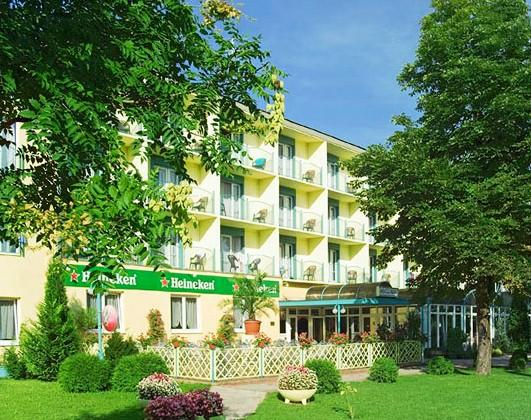 Hotel Real Balatonfoldvar - dream vacation