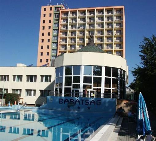 Kur & Wellness Hotel Baratsag - dream vacation