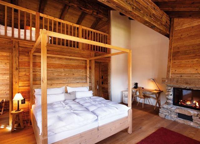Maiensass Hotel Guarda Val Lenzerheide - dream vacation