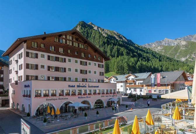 Chalet Silvretta Hotel Spa Samnaun Compare Deals