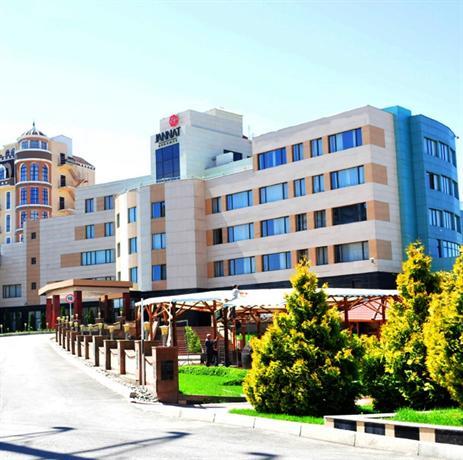 Jannat Hotel Bishkek - dream vacation