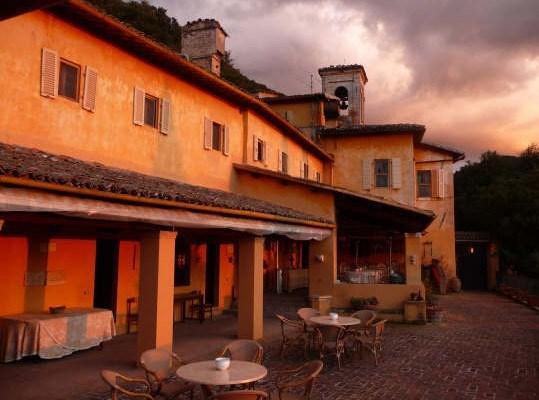 Eremo delle Grazie Hotel Spoleto - dream vacation