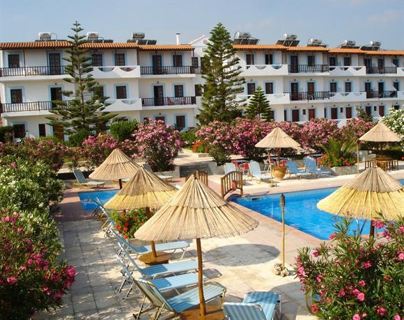 Spiros-Soula Apartments - Lygaria -