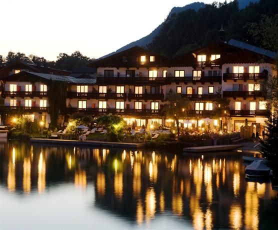 Hotel Garni Seevilla Wolfgangsee - dream vacation