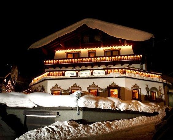 Edelweiss Hotel Berwang - dream vacation