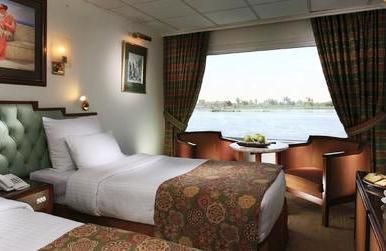 M/S Sonesta Sun Goddess Nile Cruise - dream vacation