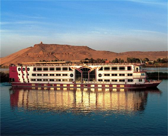 M/S Florence Nile Cruise Hotel Luxor - dream vacation