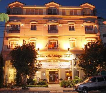 Golden Ant Boutique Hotel Ho Chi Minh City - Ho Chi Minh Ville -