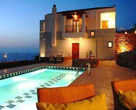 Okeanides Luxury Villas - dream vacation