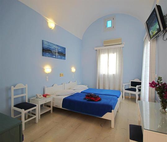 Glaros Hotel Kamari - dream vacation
