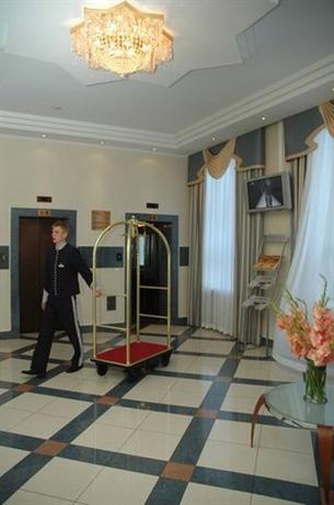 Отель Сибирь