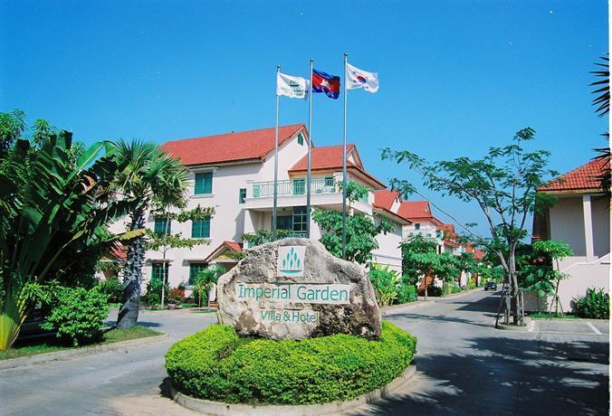 Imperial Garden Villa & Hotel - Phnom Penh -