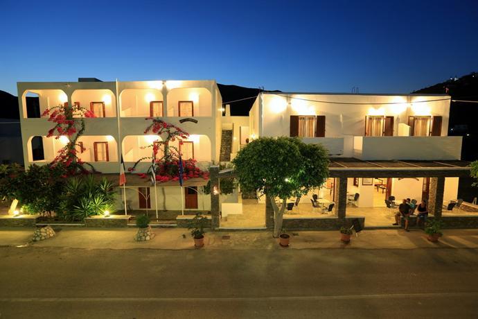Benakis Hotel Platys Gialos Sifnos - dream vacation