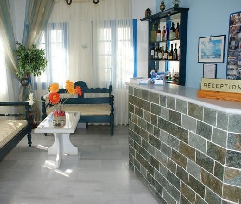 Poseidon Hotel Naxos - Naxos -