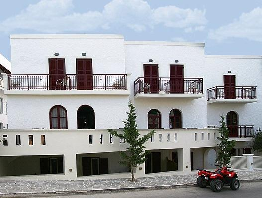 Aeolis Hotel Naxos - Naxos -