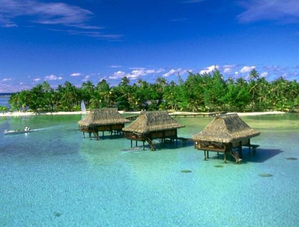Vahine Island Resort Taha'a - dream vacation
