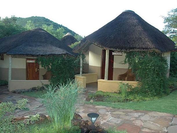 Sun City Kwena Chalets - dream vacation