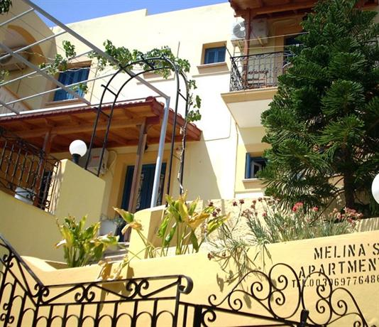 Melina\'s Apartments - dream vacation