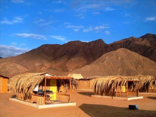 SinaiStars Bedouin Camp - dream vacation