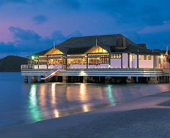 Sandals Halcyon Beach Resort & Spa