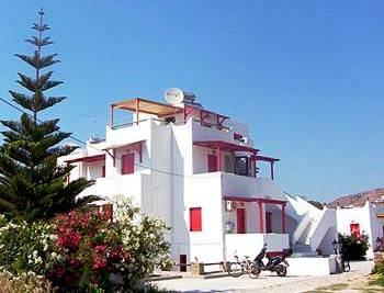 Villa Kelly Apartments - Naxos -