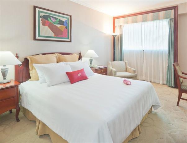 Crowne Plaza Hotel Managua - dream vacation