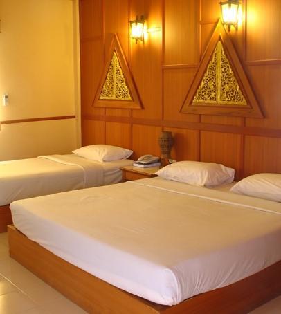 Sawasdipong Hotel - dream vacation