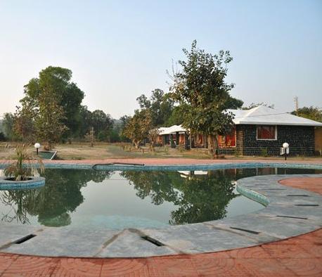 Bandhavgarh Meadows - dream vacation