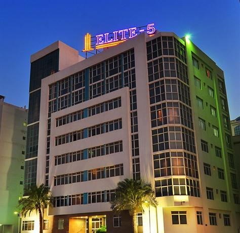 Elite 5 Hotel Apartments - dream vacation