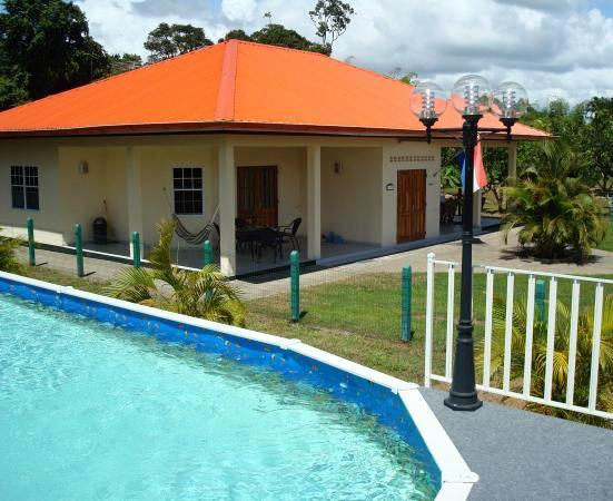 Luxury Resort Surinat - dream vacation