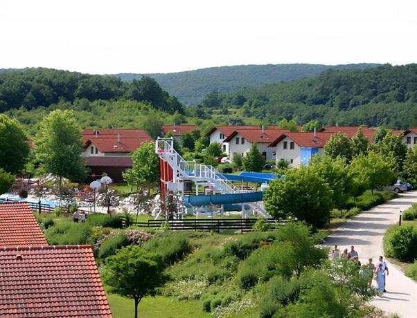 Villapark Vargesztes - dream vacation