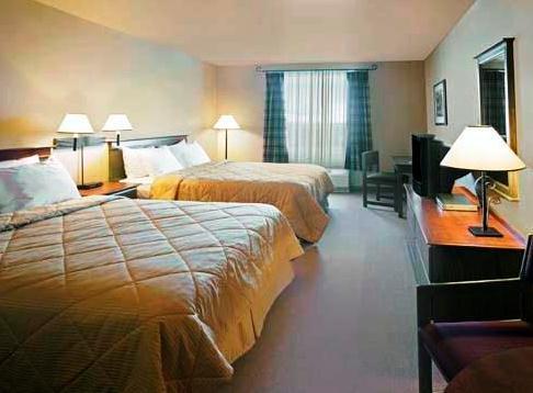 Clarion Hotel & Suites Downtown - Montréal -