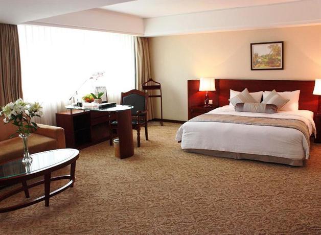 Sovereign Hotel Kunshan - dream vacation