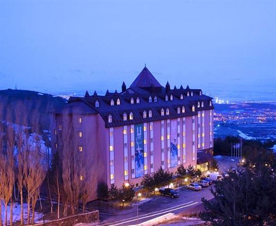 Palan Hotel Erzurum - dream vacation