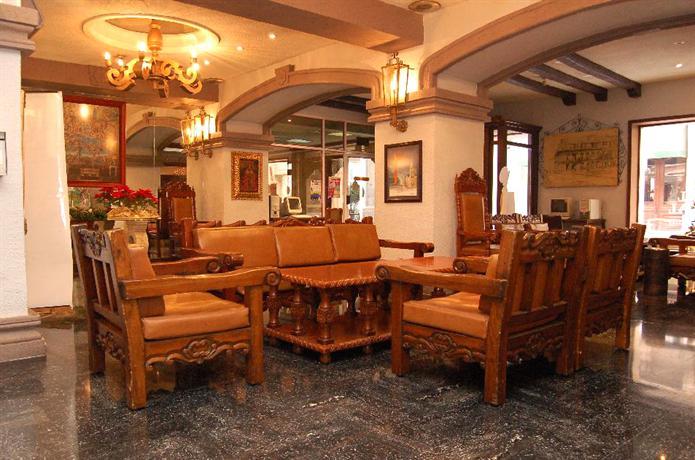 Colonial Hotel Monterrey - dream vacation