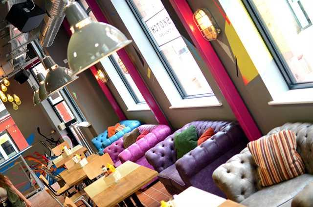 Euro Hostel Liverpool - dream vacation