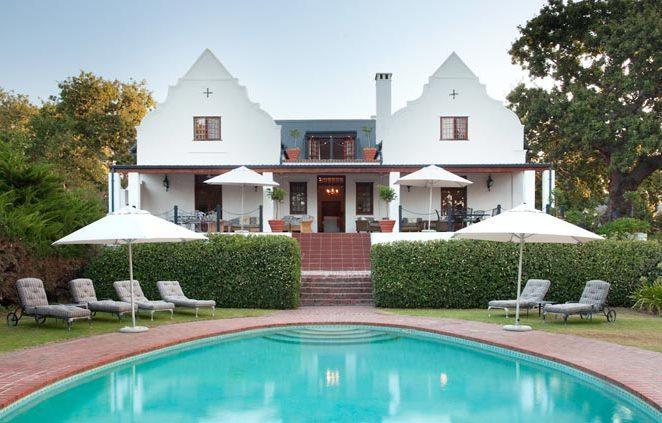 Vredenburg Manor House - dream vacation