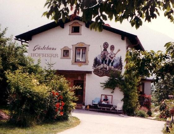 Appartementhaus-Gaste/Fruhstuckspension Hofherr Pension - dream vacation