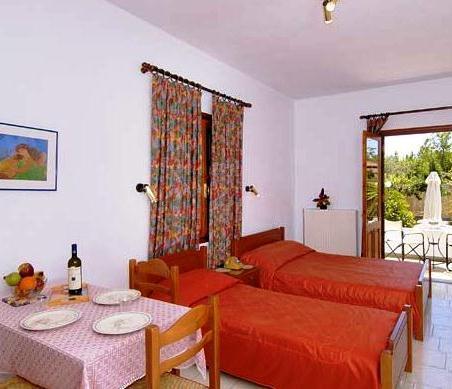 Haroula Hotel Apartments - dream vacation
