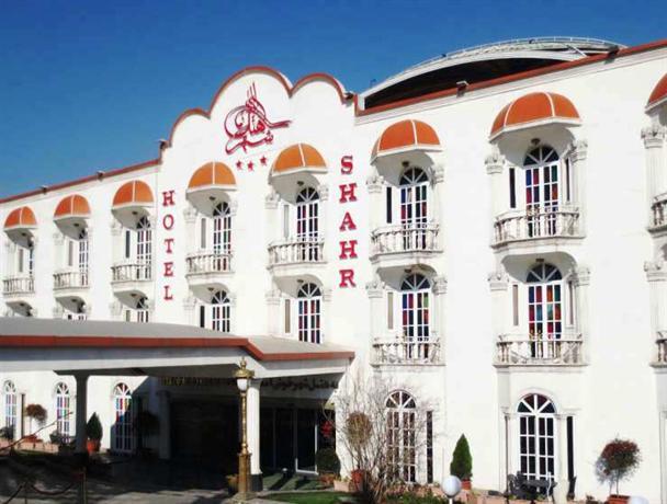 Shahr hotel - dream vacation