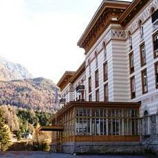 Budget Longhin at Maloja Palace - dream vacation