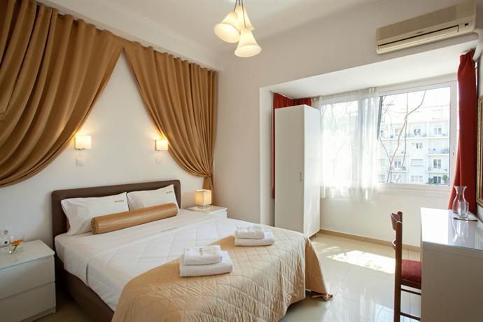 Metropolis Hotel Athens - dream vacation